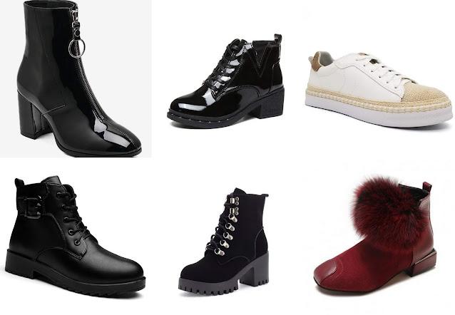 rosegal boots