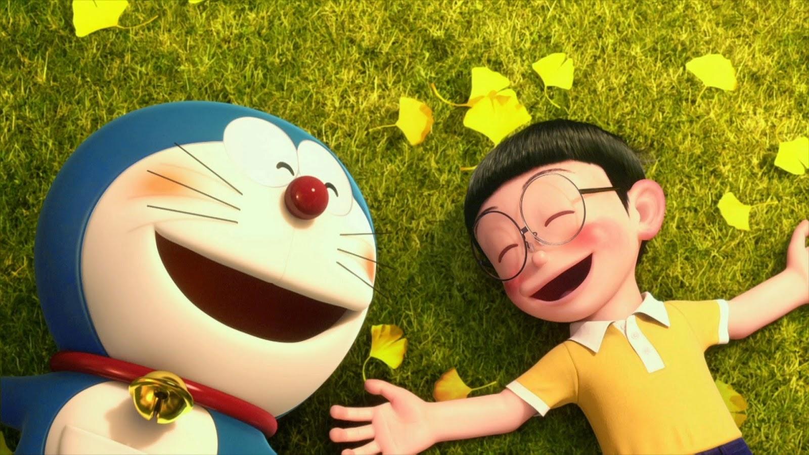 Gambar Doraemon Lengkap