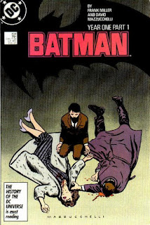 By Frank Miller and David Mazzucchelli