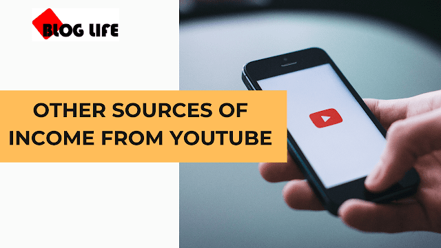 Other sources of make money from YouTube