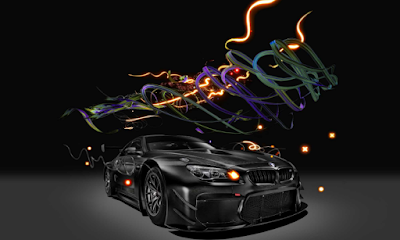 Νέο BMW Art Car