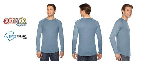 Authentic Pigment AP203 Men's T Shirt