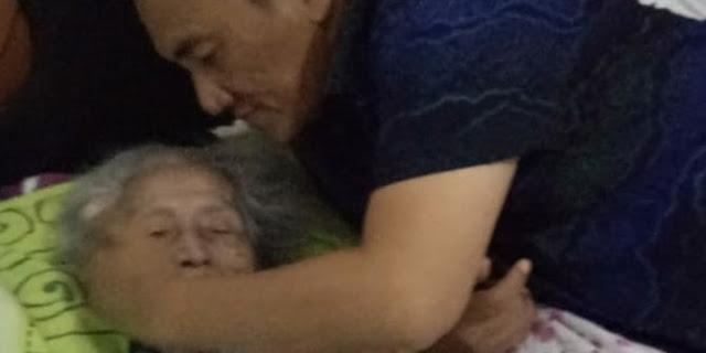 Ibunda Andi Arief Dikabarkan Meninggal Dunia