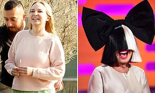 Sia becomes a grandmother after one of the teenage boys she adopted welcomes two babies