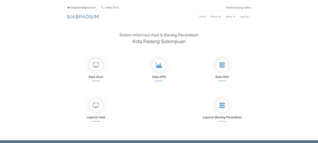 Source Code Sistem Informasi Aset dan Persediaan Barang (Codeigniter)
