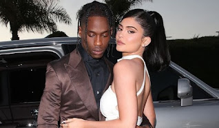 Kylie Jenner and ex Travis Scott spotted enjoying dinner together