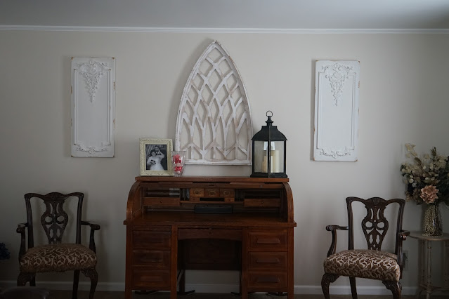 simple living room updates