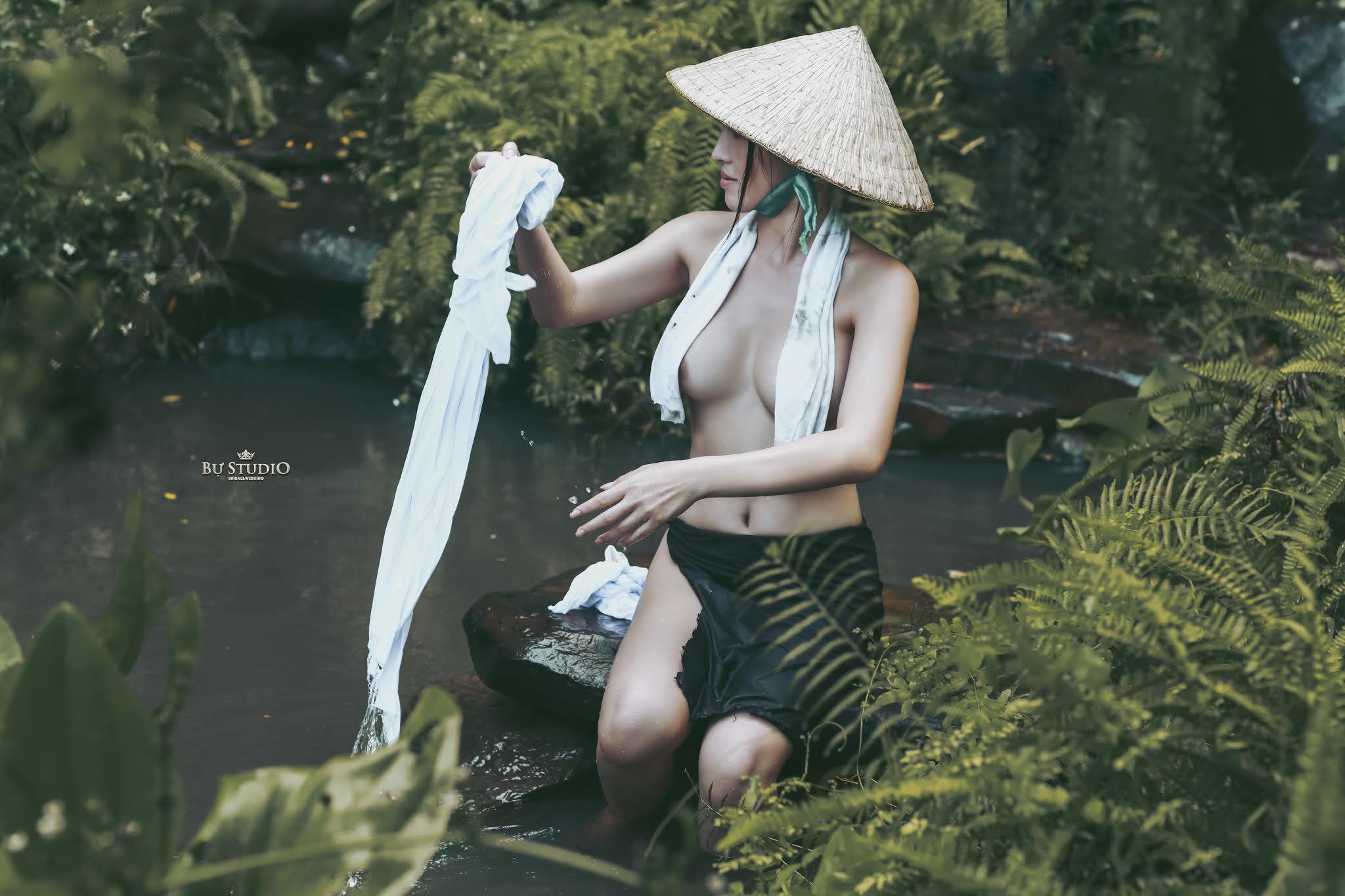 Thư Dung – Cô sơn nữ lạc giữa cánh rừng xanh