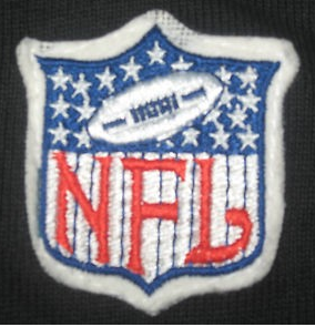 NFL Throwbacks Collection - Logo on back of jersey