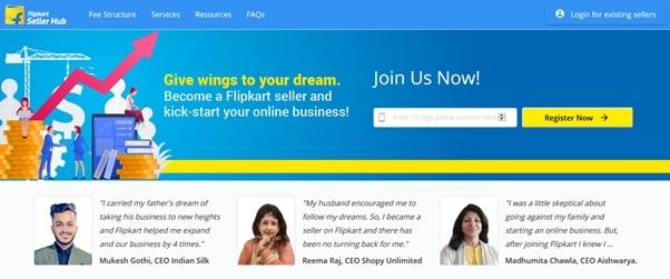 Small-Business-Ideas-Namum-Business-Seiyalaam-www.satyamcs.com-www.smallbusinessideas.com-how-to-register-flipkart-seller-account-flipkart-seller-hub-home-page-1