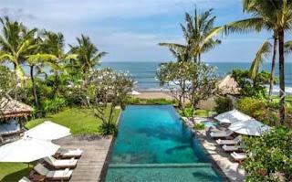 Luxury Villa Sale Canggu Beach Front