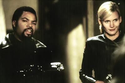 Ghosts Of Mars 2001 Natasha Henstridge Ice Cube Image 1