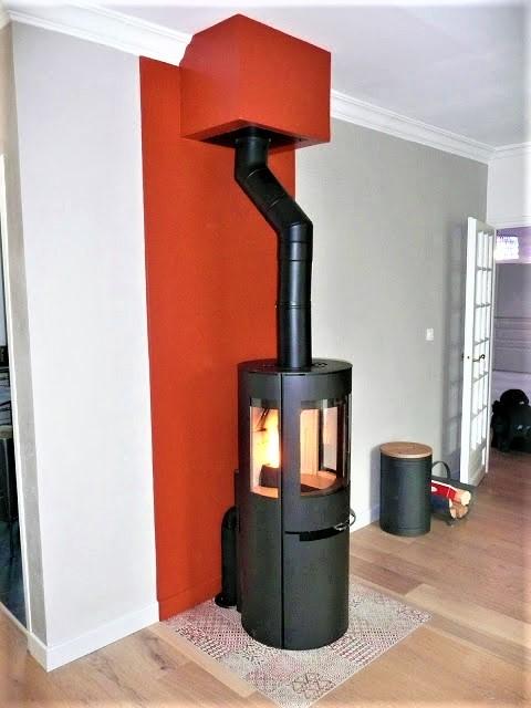 B-T-S: protection total de votre salon, démontage & évacuation cheminée, réalisation caisson ...