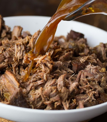 slow cooker honeygarlic beef