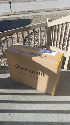Accuquilt box