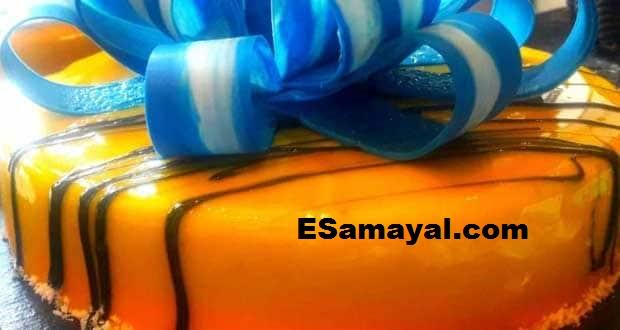 ஸ்பைஸ்டு ஆரஞ்சு வேலன்சியா கேக் ரெசிபி | Spiced Orange Valencia Cake Recipe !