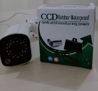 CCTV - Adaptor Outdoor