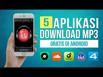 5 Aplikasi Download Lagu MP3 GRATIS Terbaik di Android