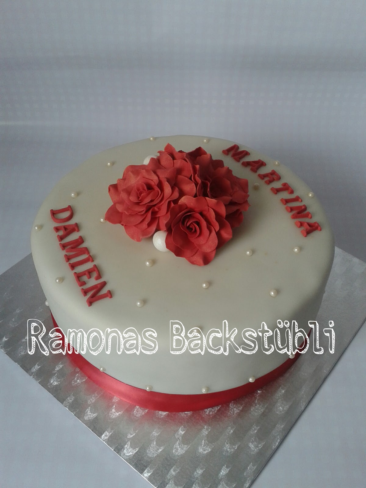 Ramonas Backstubli Hochzeit