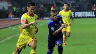 Bhayangkara FC Kalahkan Persib Bandung 2-0