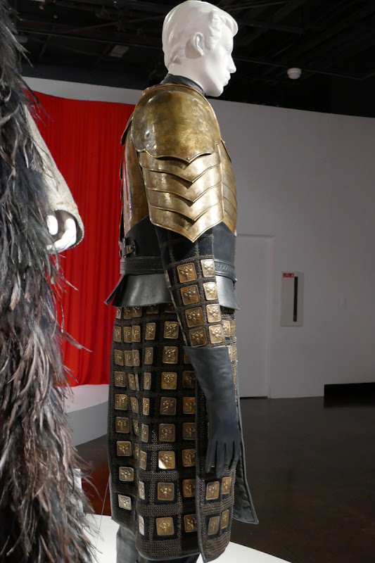 Game of Thrones Brienne of Tarth armour detail