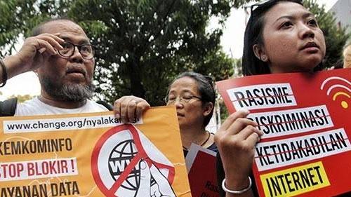 AS Sebut Blokir Internet Papua Pelanggaran HAM di Era Jokowi