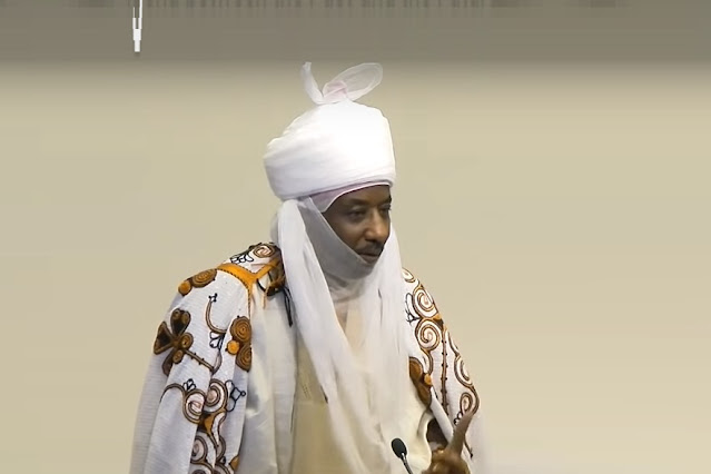 Ganduje Finally Reveals The Real Reason Behind Sanusi's Sack As Emir