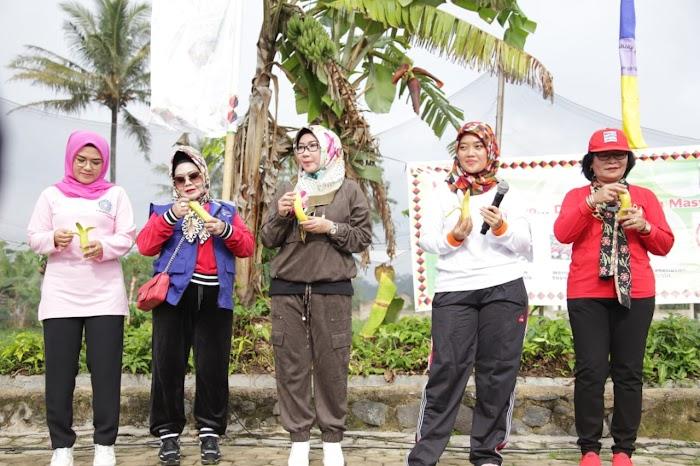 Road Show KLA, Wagub Chusnunia Optimistis Tanggamus akan Raih Kabupaten Layak Anak Tahun 2020