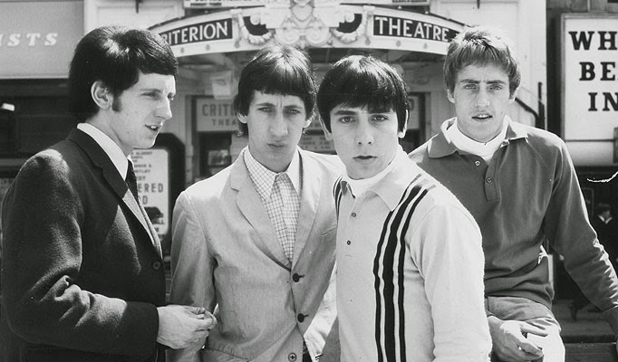 The Who, 50 anos.