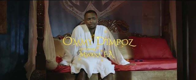 Ommy Dimpoz Ft. Mwana FA - Hello
