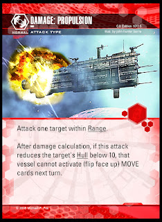 Attack type: Damage: Propulsion