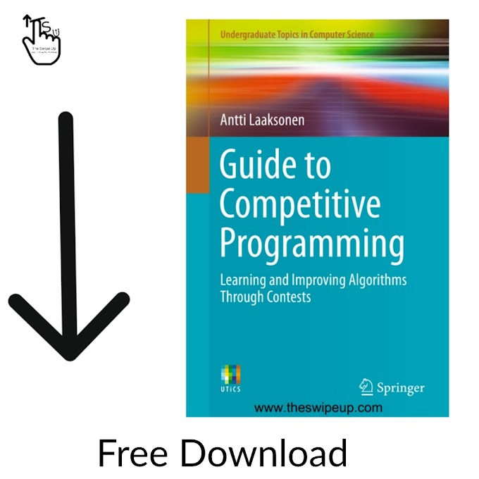 Guide to Competitive Programming Free Download PDF