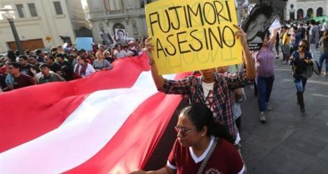 الرئيس السابق للبيرو يعتذر لشعبه عن الجرائم التي ارتكبت خلال فترة حكمه