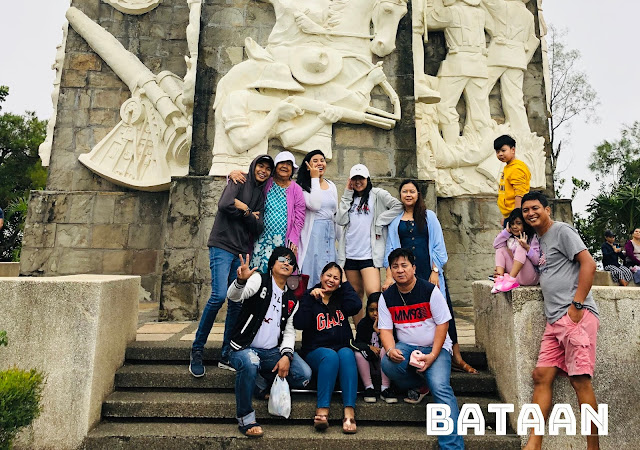 Mt. Samat National Shrine Pilar Bataan