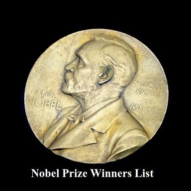 Nobel Prize 2021 Winners List | Physics, Chemistry, Medicine, Literature, Peace and Economic Science