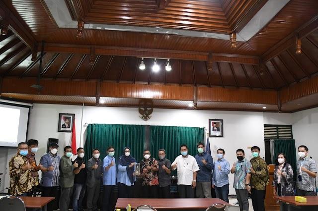 Agam Gumay : Komisi I DPRD Jabar Apresiasi Pengelolaan WiFi Publik Yogyakarta