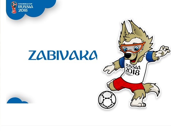 Official Mascot Of FIFA 2018