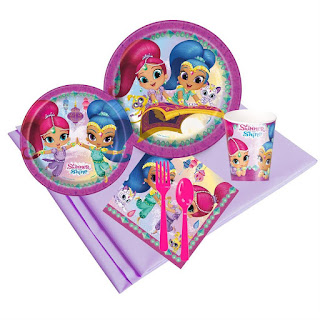 Shimmer Shine Party pack