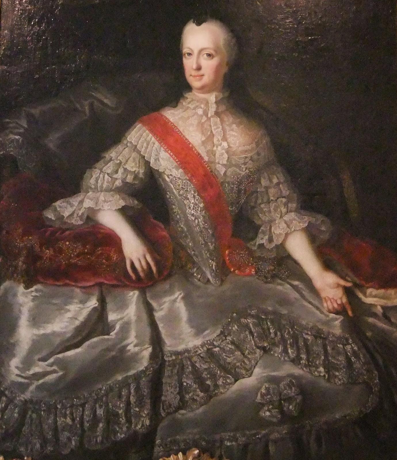 Johanna Elisabeth von Schleswig Holstein Gottorp (1752), Anna Rosina de Gasc
