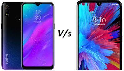 Realme 3 v/s Redmi Note 7: Which one is best for you?