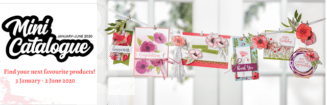 Stampin' Up! Spring seasonal catalogue