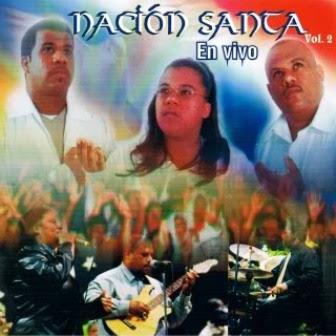 Nación Santa-En Vivo-Vol 2-