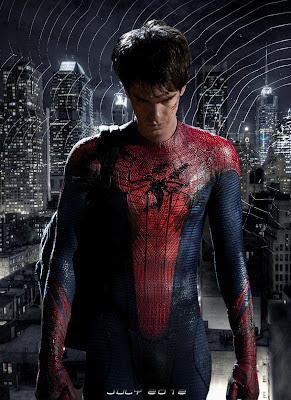 Cambios en The Amazing Spiderman