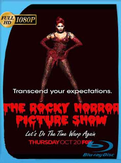 The Rocky Horror Picture Show (2016)​ HD [1080p] Latino [Mega | GDrive] SilvestreHD