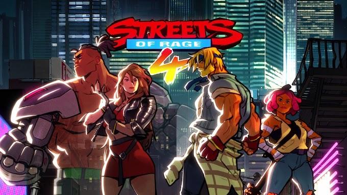 """""""Streets of Rage 4"""" terá DLC com três novos personagens jogáveis"""