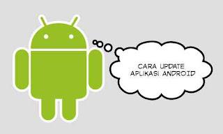 Cara update aplikasi di android otomatis dan manual