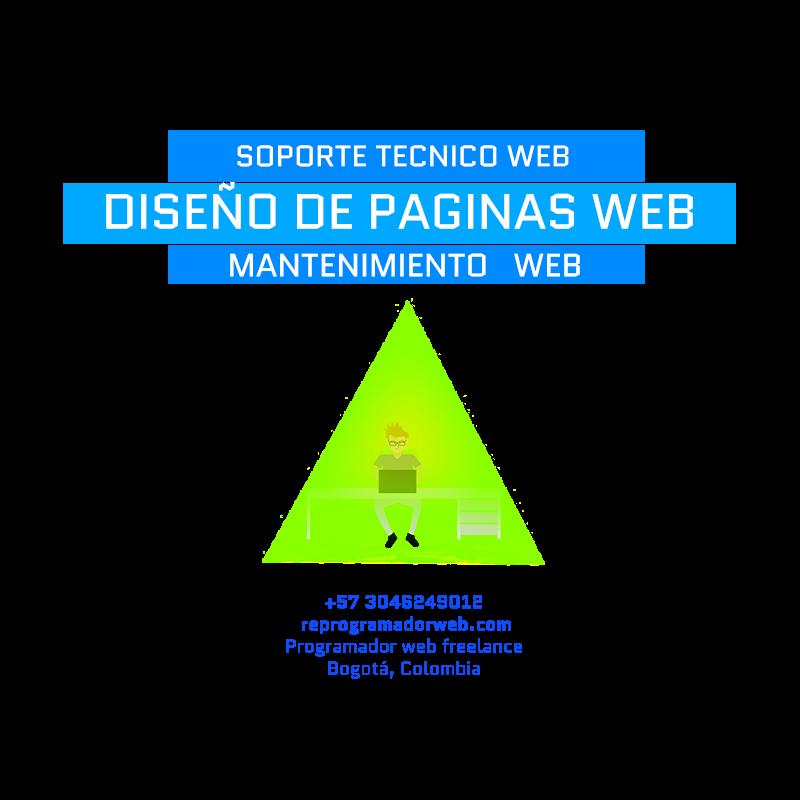 Desarrollo de paginas web en Bogota, Colombia. Cotiza aqui el desarrollo de tu  pagina web