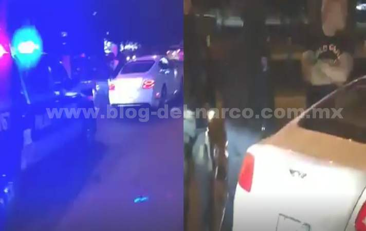 """Video; El Boxeador Julio César Chávez Jr es detenido por la policía en Culiacán, """"Déjelo ir no trae perico ahorita"""" le gritaron, no mucho! contestó"""