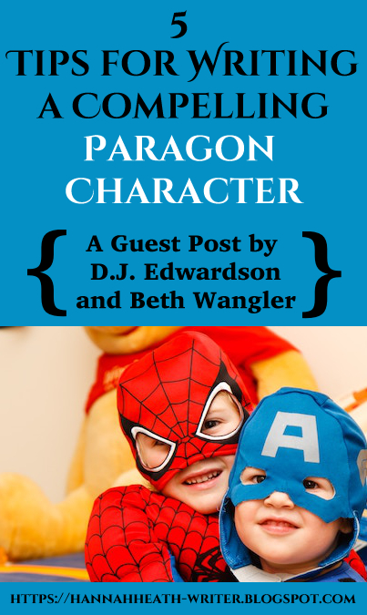 5 Tips for Writing a Compelling Paragon Character