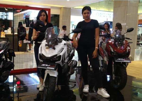 Launching dan Touring Honda ADV 150 Bali 3835group